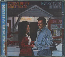 CONWAY TWITTY & LORETTA LYNN - Honky Tonk Heroes