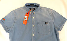 Superdry Men's Short Sleeve Casual Shirts & Tops
