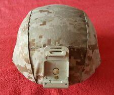 USGI US ARMY MICH ACH HELMET GENTEX FOLIAGE GREEN SIZE L + REVERSIBLE COVER