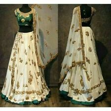 Indian Diwali & Navratri Costume Party Wear Designer Saree Women Lehenga Choli