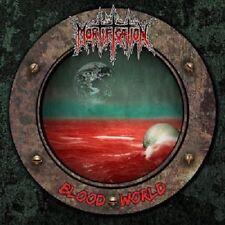Mortification Blood World Vinyl LP Record Christian Death Metal/Thrash/Grind NEW