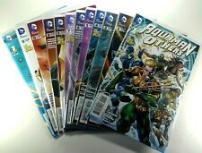 Dc Aquaman & The Others (2014) #1-11 Complete + Future'S Emd #1 Nm Ships Free!