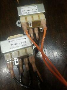 Signal DP-241-4-10 Transformers