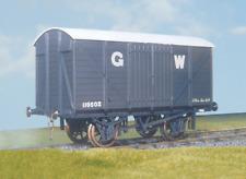 Parkside Models PS24 GWR 12T Covered Goods Wagon Kit O Gauge