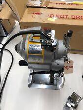 Cutting Machine, KM Cloth Cutting Machine, Model #KS-EU