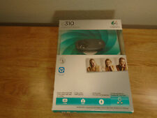 Logitech C310 HD Webcam 720P 30FPS USB 2.0 New