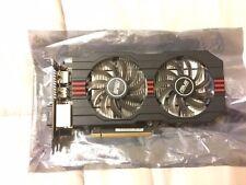 Asus AMD Radeon R7 260 2gb DDR5 Video Card