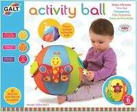 Galt ACTIVITY BALL Baby Activity Toy BN