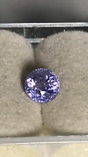 5mm Natural Loose Unheated Untreated Purple Violet Sapphire Round Gemstone