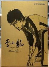 Enterbay BRUCE LEE 75th Anniversary 1/6 Scale Real Masterpiece Figure NEW