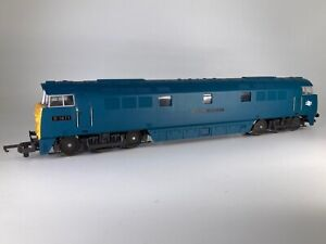 Lima L205122 Class 52 D1071 Western Renown in BR Blue 'Good Runner, Clean Body'