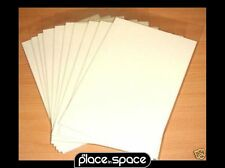 10 X SILVER AGE SIZE COMIC BAGS WITH BOARDS
