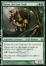Thrun, the last troll // foil // nm // sitiado besieged // Engl. // Magic