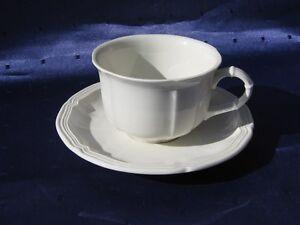 Teetasse mit Untertasse von Villeroy & Boch Manoir