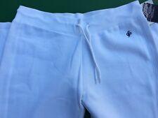 Ladies White South Pole Athletic Pants Size XL - NEW