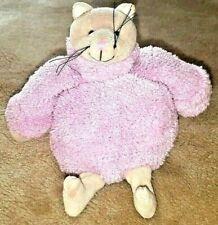 Jellycat Polo Neck Jumper Peaker Pussy Cat Soft Pink Toy Plush J283 comforter
