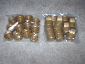 47 Gold + Black Large Bottle Caps Cleaned and Ready Use Perfect for Arts Crafts