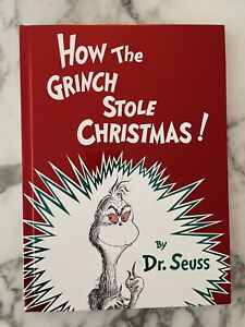 How the Grinch Stole Christmas! (Classic Seuss) Hardcover 1957