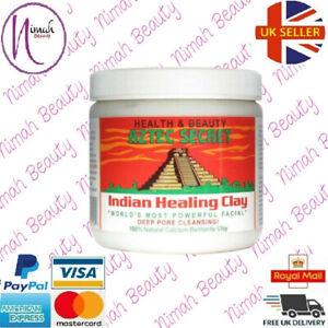 Aztec Secret Indian Healing Clay Mask Deep Pore Cleansing FACE & BODY 1LB