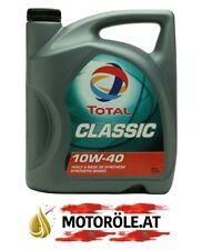 5 Liter Total Classic ACEA A3/B4 API CF/SL 10W-40 Motoröl 1x5l