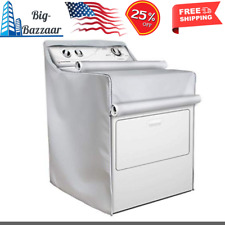 New listing Washer/Dryer Cover Fit for Outdoor Top Load and Front Load Machine Waterproof Du
