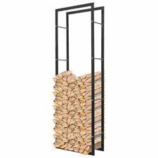 "vidaXL Firewood Rack rectangular 59.1"""