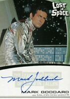 Fantasy Worlds of Irwin Allen Lost in Space Mark Goddard Autograph Card A12