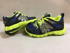 Stride Rite Shoes Athletics Baby Toddlers  Blue/Green, Size 6, UK 5.5 Eur 22