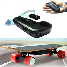 2.4Ghz Electric Skateboard Mini Wireless Remote Controller Receiver Longbaord IP