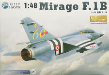 Kitty Hawk 1/48  Mirage F.1B    #80112  *New*Sealed*