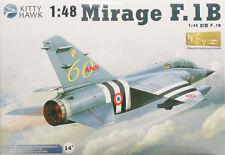 Kitty Hawk 1/48  Mirage F.1B    #80112  *New*Sealed*