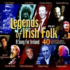 Legends of Irish Folk: A Song for Ireland by Various Artists (CD, Dec-2007, 2...