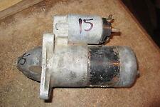 93 - 2002 Ford Probe Mazda 626 MX6 Mitsubishi M1T77381 12V starter 2.0L engine