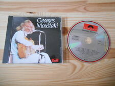 CD Ethno Georges Moustaki - Same / Untitled (12 Song) POLYDOR GERMANY