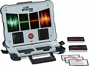 Hasbro - The Lie Detector Party Game