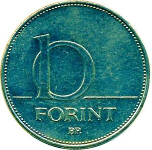 HUNGARY / 10 FORINTS / CHOOSE YOUR DATE! / ONE COIN/BUY!