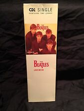 "The Beatles 3"" CD single Long-Box ONLY NO CD  Love Me Do / P.S. I Love You"