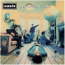 Oasis - Definitely Maybe [New Vinyl] Gatefold LP Jacket, Rmst