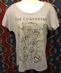 The Lumineers - Eye And Vine - T-shirt - Gray - M
