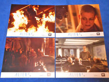 ALIEN 3 (1992) LOBBY CARDS / FOTOCROMOS (FULL SET) - EXCELLENT CONDITION!