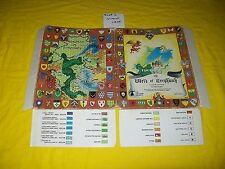 THE WORLD OF GREYHAWK FANTASY WORLD SETTING FOLIO DUNGEONS & DRAGONS AD&D 9025 2