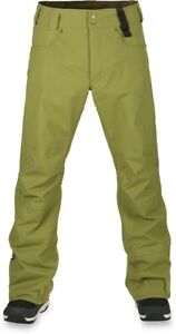 Dakine Men's Artillery Shell Snowboard Pants Large Olive Branch Green New