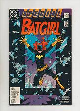 Batgirl Special #1 - Last Story Before Killing Joke! - (Grade 9.2) 1988