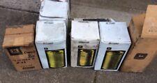 John Deere Filter 8 Filters Original Boxes Never Used Oil Air