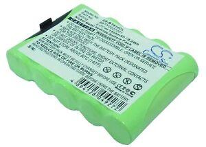 Replacement Battery for Panasonic 6V 1500mAh Cordless Phone Battery