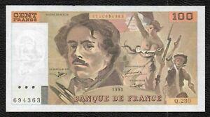 100F Delacroix 1993