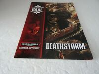 Warhammer 40k Shield of Baal Deathstorm Campaign Supplement