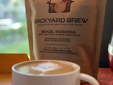 Brazil Mogiana Roasted Coffee 1 lb bag