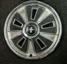 "Ford 14"" Hub Cap Wheel Cover 5 Slot w Logo C6ZZ1130A 1966 Mustang Hubcap Rim OEM"