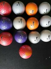 Rare nike golf balls mojo karma joblot x 13